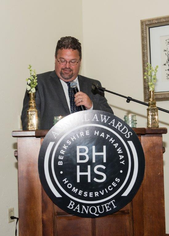 Berkshire Hathaway HomeServices Preferred Real Estate Recognizes Top-Performing Agents at Annual Awards Banquet