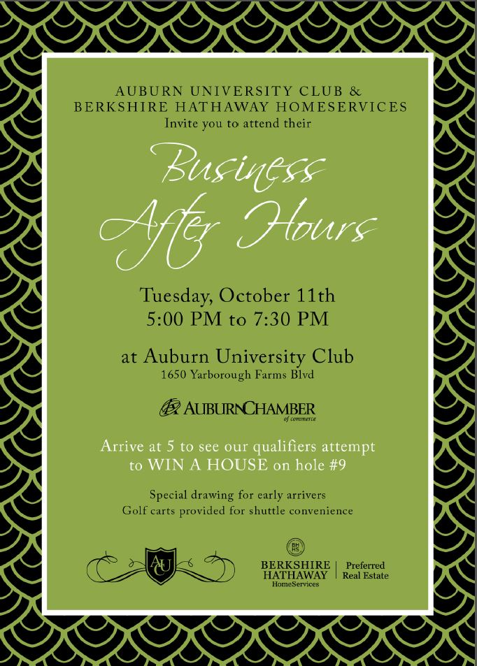 Berkshire Hathaway HomeServices Preferred Real Estate Heads Back to the Course in Support of Local Causes - Hoping to Gi