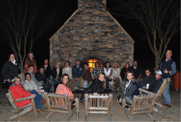 Auburn Real Estate Agent Retreat with Berkshire Hathaway Preferred Real Estate