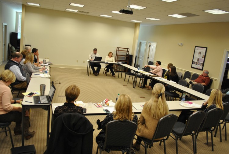 Auburn Real Estate Round-table with BHHS Preferred Real Estate