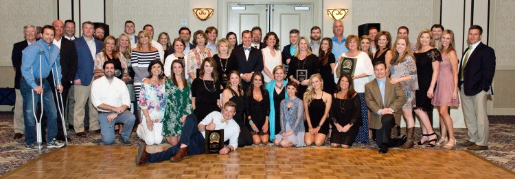 22 Agents Recognized for National Sales Excellence at the Berkshire Hathaway HomeServices Preferred Real Estate Annual Awards Dinner