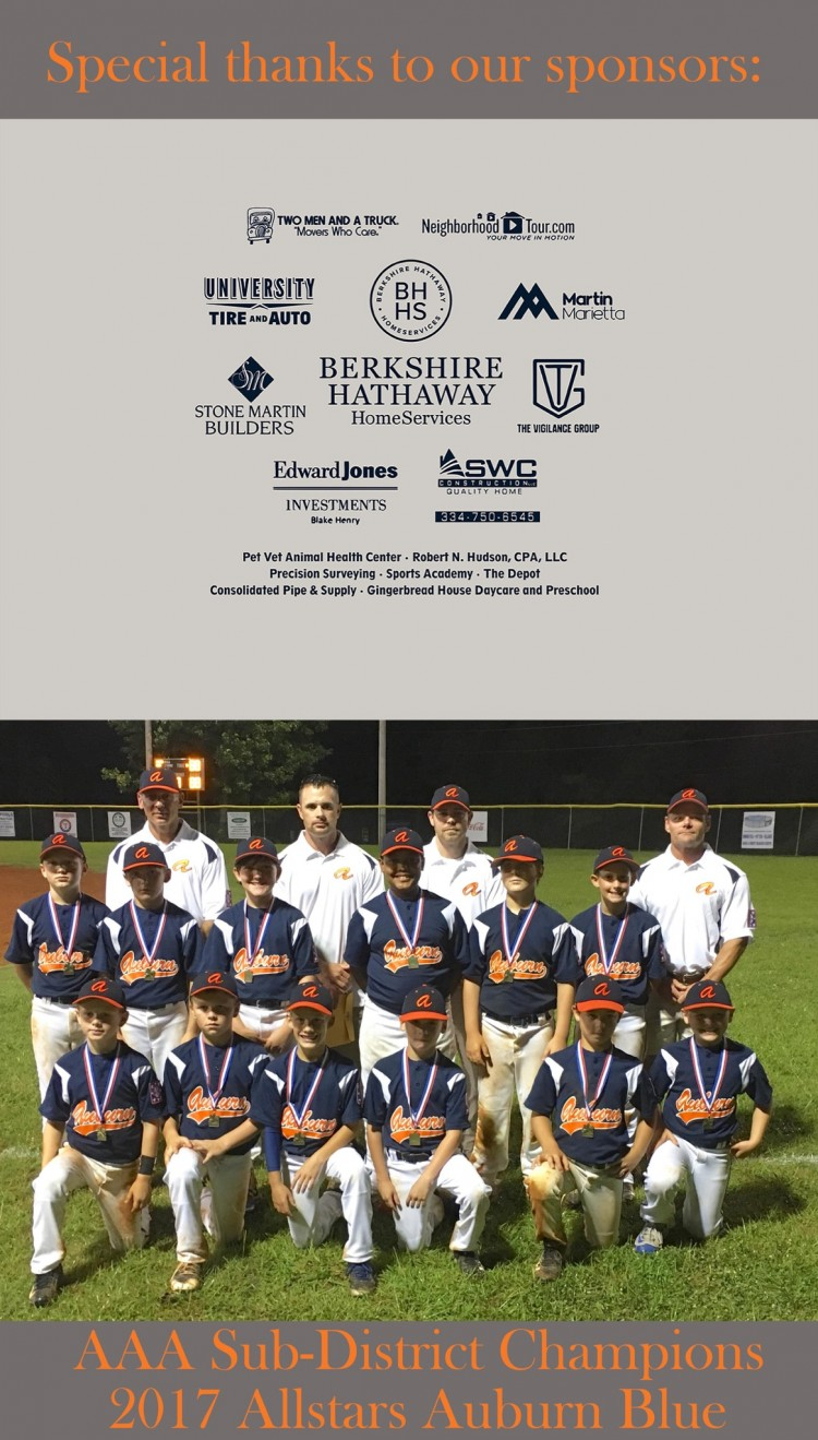 Berkshire Hathaway HomeServices Preferred Real Estate Plays Vital Role in Local Youth Sports