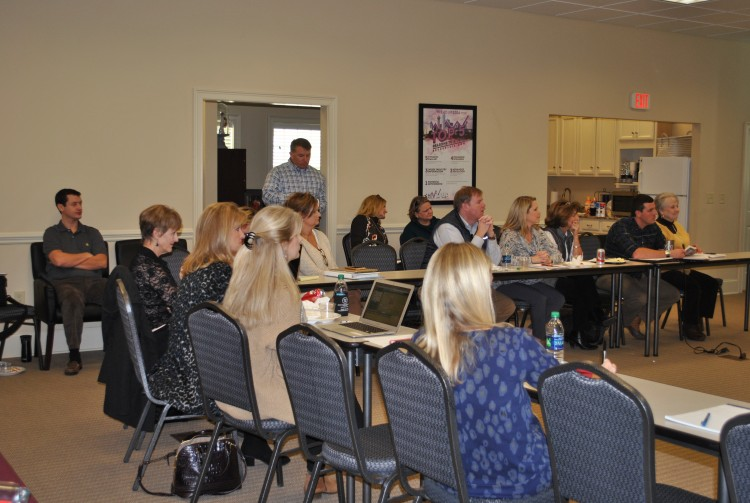 Best Real Estate Agents in Auburn AL Attend Lunch and Learn